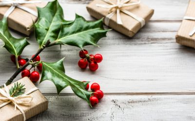 I'm Recovering This Christmas: Receiving and Buying Gifts