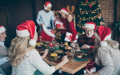 I'm Recovering This Christmas: Handling Mealtimes