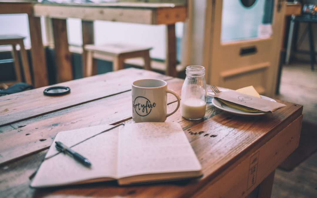The power of journaling – National Writing Day