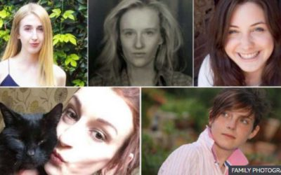 Orri's Response: Anorexia: How the eating disorder took the lives of five women (BBC News)
