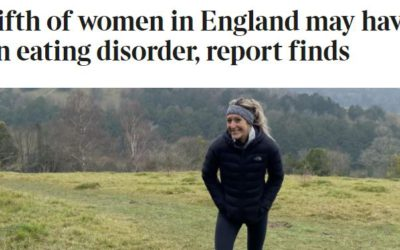 Orri's Response: Fifth of women in England may have an eating disorder (The Times)