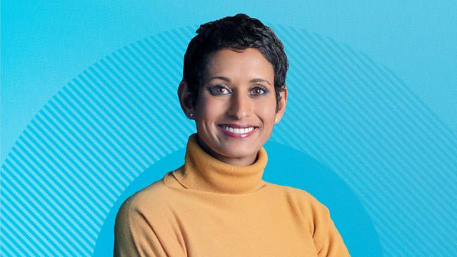 BBC Five Live Interview: Kerrie Jones and Naga Munchetty